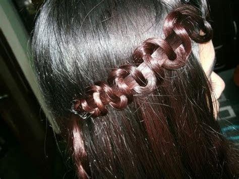 snake braid hair tutorial youtube