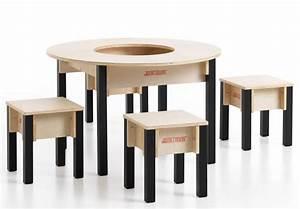 Kindertisch Rund Mit Stühlen : kindertisch rund spieltischshop ~ Bigdaddyawards.com Haus und Dekorationen