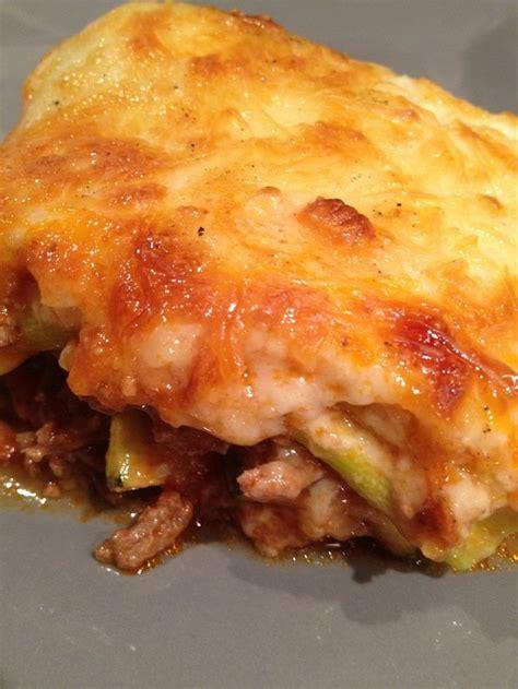 gratin de pates sans bechamel les 25 meilleures id 233 es de la cat 233 gorie lasagne sans bechamel sur pate bechamel