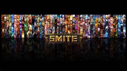 Smite Banner Wallpapers Reddit Line Update Birthday
