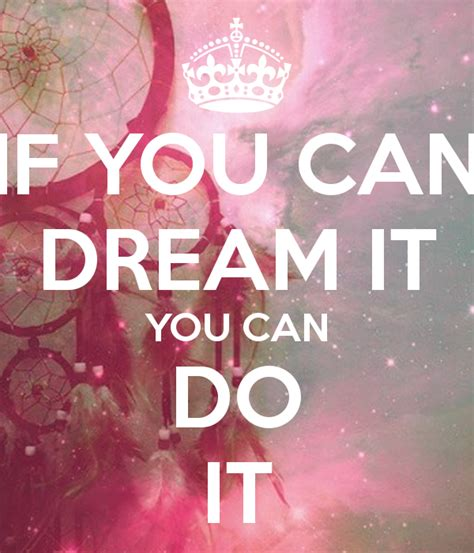 If You Can Dream It You Can Do It Poster Richardsont2