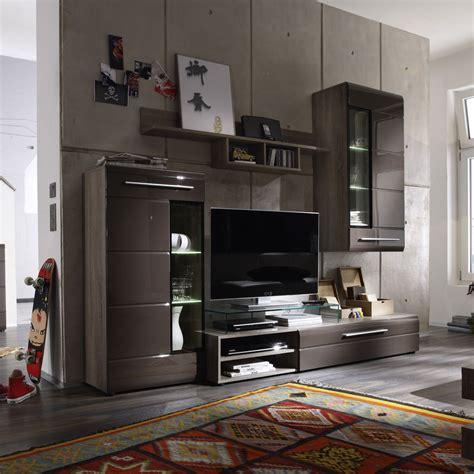 wohnwand holz dunkel, dunkle wohnwand – wohnzimmer tapeten ideen, Design ideen