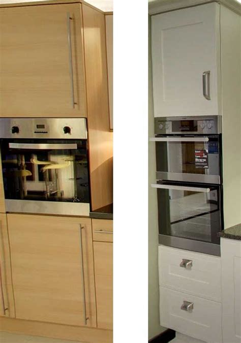kitchen cabinet configurations oven housing configurations diy kitchens advice 2427