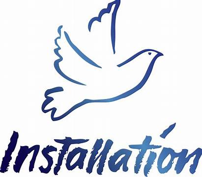 Installation Clipart Install Pastor Church Officers Clip