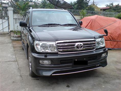 Toyota Land Cruiser Modification by Without81 2007 Toyota Land Cruiser Specs Photos