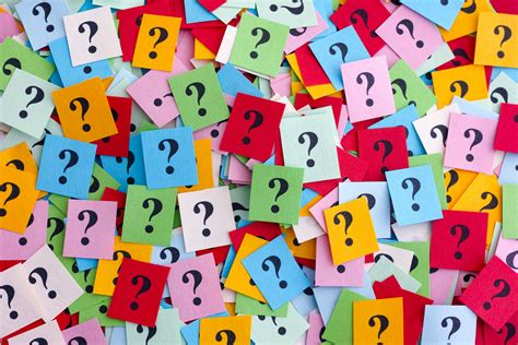 question marks questions squares evidently cochrane practice