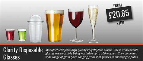 Wholesale Catering Glassware