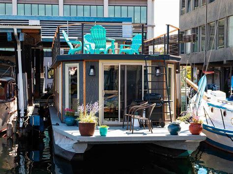 ginger hausboot  lake union fewo direkt