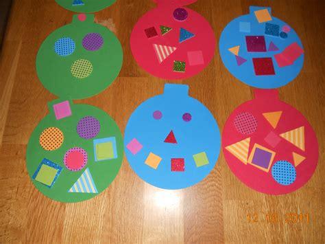 preschool crafts  kids  easy christmas ornament