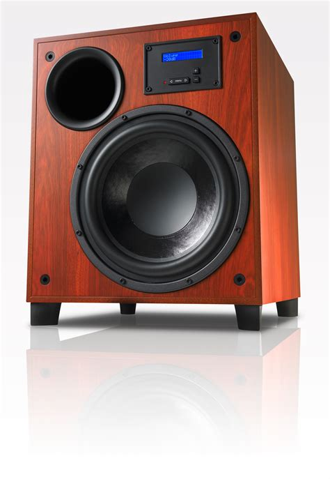 Krix Tektonix Active Subwoofer For Home Theatres