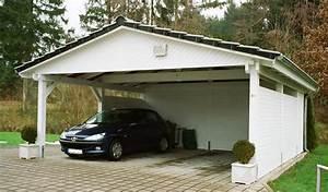 Carport Verkleiden Bilder : ihr carport aus holz ck carports aus detmold im kreis lippe ~ Indierocktalk.com Haus und Dekorationen