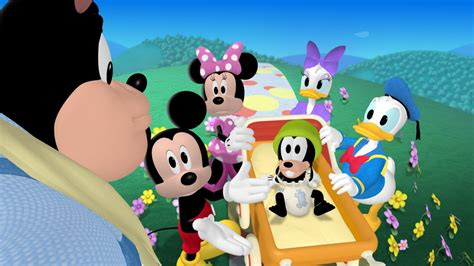 Mickey Mouse Clubhouse Wallpaper Wallpapersafari