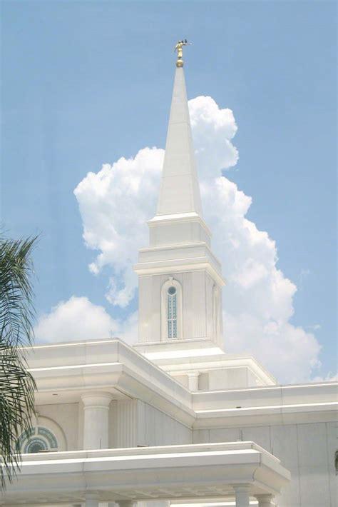 orlando florida temple spire