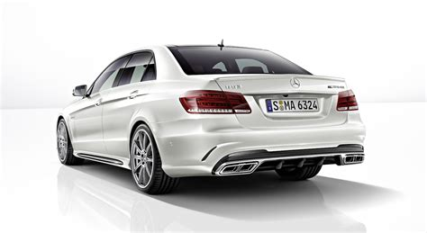 Mercedes Benz Amg C63 Edition 507 E63 S Model Pricing