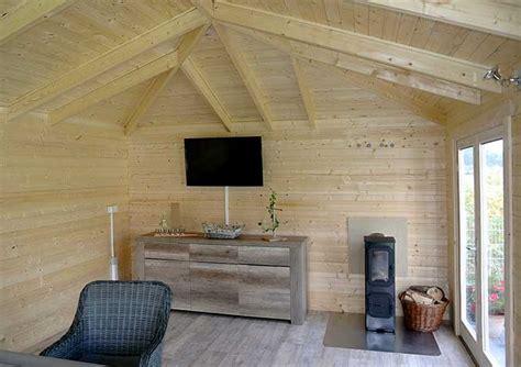 Ein Holzofen Fürs Gartenhaus?