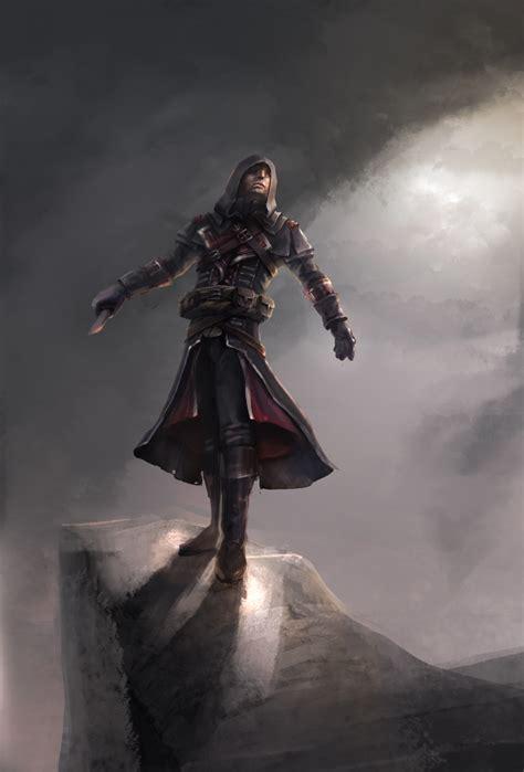 Assassins Creed Rogue Fan Art By Denitzza On Deviantart