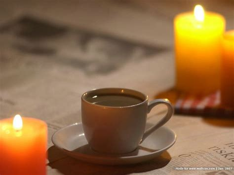 The Gallery For --> Good Evening Images With Coffee