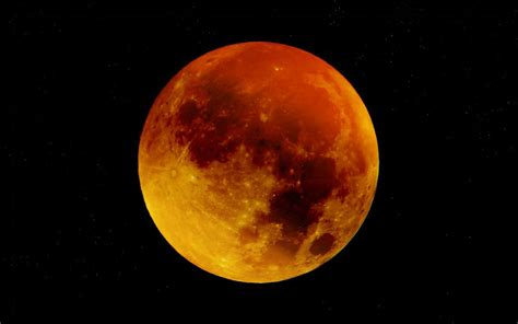 rare super wolf blood moon expected month