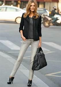Style Chic Femme : look rock femme faites vous partie du groupe ou des fans ~ Melissatoandfro.com Idées de Décoration