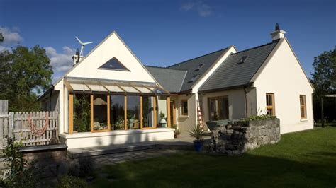 Modern Bungalow House Plans Ireland Modern Small House
