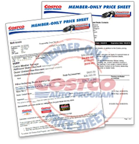 costco auto factory certified pre owned vehicles