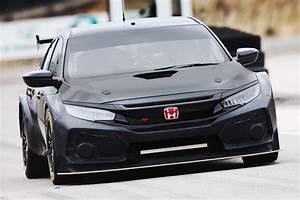 Honda Type R 2018 : the new btcc spec 2018 honda civic type r looks incredible car magazine ~ Medecine-chirurgie-esthetiques.com Avis de Voitures