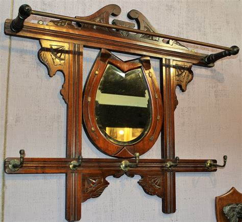 Horseshoe Rack by Horseshoe Mirror Wall Rack Antiques Atlas