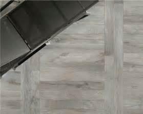Grey Wood Look Ceramic Floor Tile