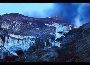 Eyjafjallajokull Iceland Ice Cave