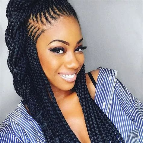 Different Hairstyles For Twists by Different Types Of Braids And Twists Naija Ng