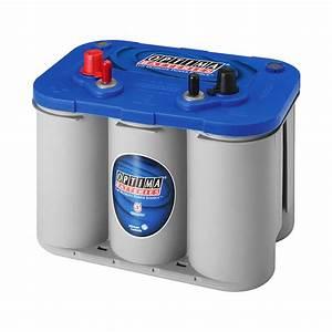 Optima U00ae 8016-103 - Bluetop U2122 55ah Battery