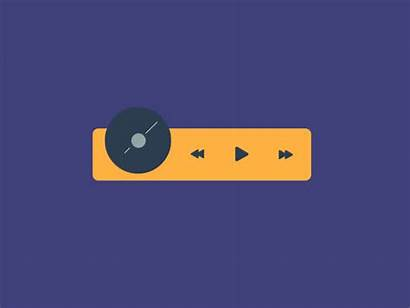 Player Dribbble Animations Thank Vector Shot Animation