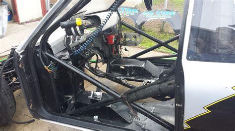Chevette Full Round Tube Chassis Drag Race Car- Roller