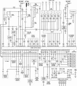 95 Subaru Legacy Headlight Wiring Schematic