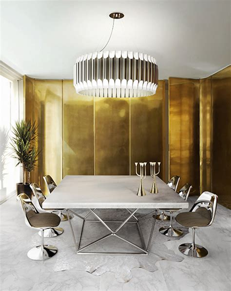 Dining Room Modern And Unique The Best Lighting Ideas For Your Dining Room