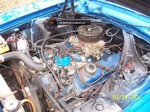 1973 Ford Maverick 302 4v 4 Speed Weld Wheels L  K