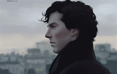 Melhores pastas de benedict cumberbatch. Wallpaper Benedict Cumberbatch, Sherlock, Sherlock Holmes, by natalico images for desktop ...