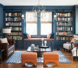 Home Interior Staircase Design 62 Home Library Design Ideas With Stunning Visual Effect
