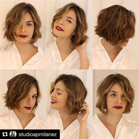 10 Latest Short Hairstyle for Women Over 40 50: Short