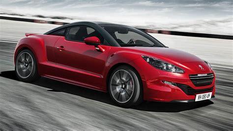 peugeot new car prices 2015 peugeot rcz r new car sales price car news