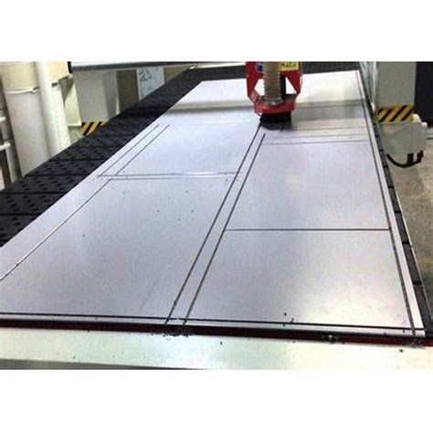 automatic aluminium composite panel acp cutting machine rs  unit id