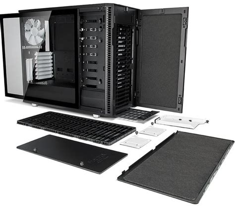 buy fractal design define  atx full tower pc case