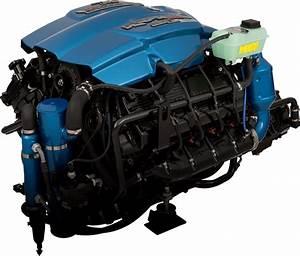 Ford Raptor Engine By Indmar Designed For Supra Boats