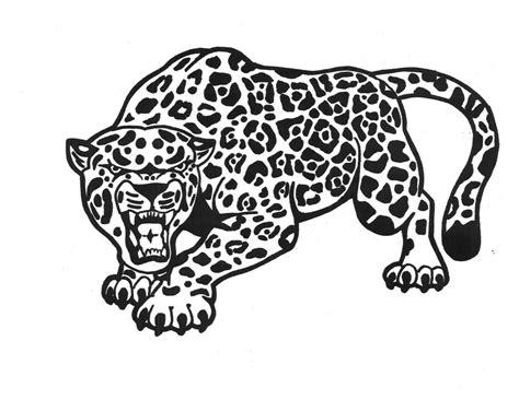 jaguar coloring page jaguar coloring animal coloring