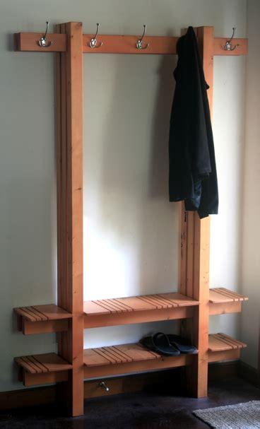 woodwork coat  shoe rack plans  plans