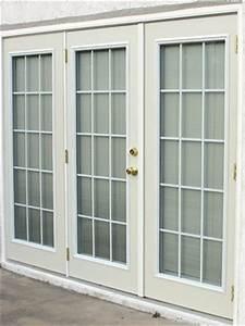 French Doors with Triple Glazed Doorglass DuraDoors