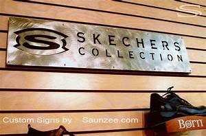 Saunzee signs steel signs for Metal cut out letters signs