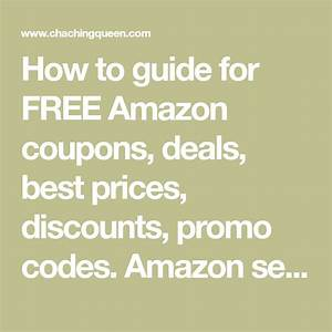 Secrets On How To Get Amazon Coupons  Codes  Free Stuff