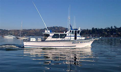 Delta Sport Fishing Boats For Sale by Salmon Fishing Charter Information Sausalito San
