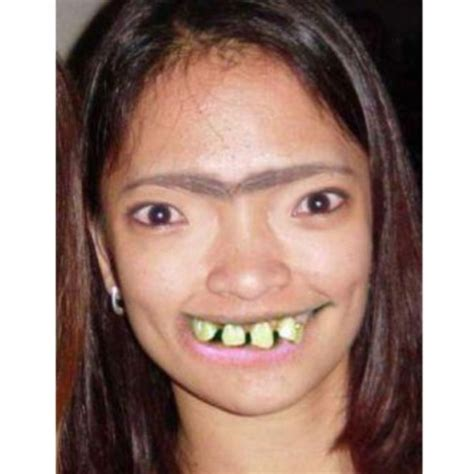 Buck Toothed Girl Meme - ugly people pics topbestpics com